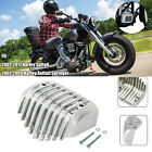 Chrome Voltage Regulator Cover For Harley Heritage Softail Classic FLSTC 01-17