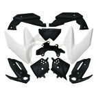 White Painted ABS Fairing Bodywork Cowl kit Fit For Yamaha XJ6 2009-2012 09-12