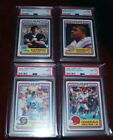 1984 Topps USFL Football Set STEVE YOUNG JIM KELLEY PSA 9 WHITE WALKER 8 Rookies