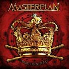 MASTERPLAN - Time To Be King CD - AFM Records [Like New]