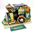 Creepy Hollow Dept 56 Lemax Halloween Villages Spooky Accessories Train Engine