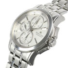 Maurice Lacroix Pontos PT7538/48SS Automatic Silver Stainless Chronograph Men's