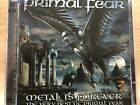 PRIMAL FEAR - Metal Is Forever Very Best Of 2 x CD Nuclear Blast Exc Cond! 2CD