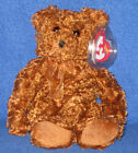 TY HAWTHORNE the BEAR BEANIE BABY - MINT with NEAR PERFECT TAG - SEE PICS