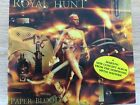 ROYAL HUNT - Paper Blood CD Slipcase 2005 Frontiers Records Excellent Cond!