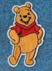 Pooh Bear embroidery patch