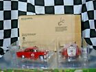 First Gear Texaco 1956 Ford Sedan Fire Chief Car & Helment #18-2110 NIB (FM-482)