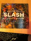 SLASH WORLD ON FIRE DELUXE EDITION BOOK CD V.rare Special Edition A1 Condition