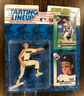 1993 ROOKIE STARTING LINEUP - HOF - MLB - JEFF BAGWELL - HOUSTON ASTROS Signed