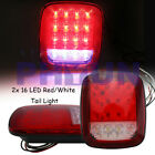 Led Turn Signal Reverse Clearance Marker Lights For Jeep Yj Jk Cj Truck Trailer
