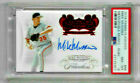 2018 Panini Flawless Mike Mussina Memorable Marks - Ruby Auto PSA 8 20