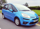 C4 Picasso VTR+ HDI EGS Electric Blue Automatic MOT July 2020 Stunning MPV