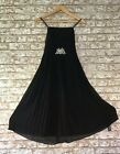 Black Strapless Fit Flare Xmas Occasion Party Dress UK 8 Pearce  Fionda BNWT
