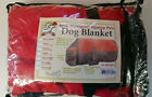 Tough 1 XXX Large 600 Denier Waterproof Poly Dog Blanket Red 43 49