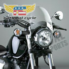 National Cycle 2006-2011 Harley-Davidson XL1200L Sportster 1200 Low Flyscreen