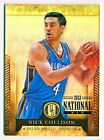 2012-13 Gold Standard Nick Collison 2013 National Convention VIP #110 (4 5)