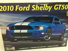 Revell 2010 Ford Shelby GT 500, large 1/12 Scale kit -NEW OPEN BOX  BOX HAS WEAR