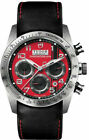 Tudor 42000D-0001 Fastrider 42MM Men's Chronograph Automatic Black Leather Watch