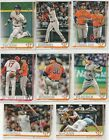 2019 Topps Series 1 Baseball Variations Checklist and Gallery 209