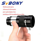 SVBONY Barlow Lens3X 125 Multi coated for Astronomy Telescope Eyepieces