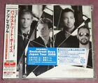 Backstreet Boys UNBREAKABLE JAPAN TOUR EDITION CD+DVD New Sealed DNA