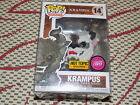 FUNKO, POP, CHASE FLOCKED KRAMPUS, HOT TOPIC EXCLUSIVE, HOLIDAYS #14, FIGURE, NM