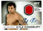 2012 Topps UFC Knockout Cards 9