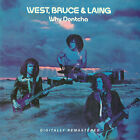 West, Bruce and Laing - Why Dontcha CD NEW