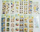 NEW 1 Pkg Vintage Classic Pooh Stickers Birthday Party Stamps Michel