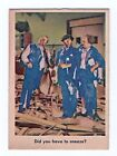 1959 Fleer Three Stooges Trading Cards 13