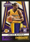 Complete Breakdown of the 2014-15 Panini Threads Basketball Rookie Cards  12