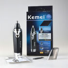 KEMEI Nose Ear Trimmer Neck Hair Eyebrow Shaver Personal Groomer Removal Pen
