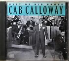 CD Cab Calloway Best of Minnie the Moocher Reefer Man Jumpin Jive Dinah Angeline