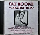 CD Pat Boone Greatest Hits Love Letters in the Sand April Love Speedy Gonzales
