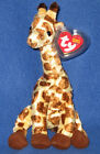 TY JUMPSHOT the GIRAFFE BEANIE BABY - MINT with MINT TAGS