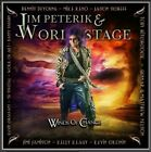 Jim Peterik and World Stage - Winds of Change CD NEW