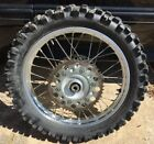 96-04 HONDA XR 250 R XR250R REAR TIRE WHEEL RIM HUB JT SPROCKET 120/100-18 L