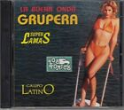 Super Lamas, Los Yonic's, Grupo Latino La Buena Onda Grupera CD Used Like New
