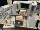 Bernina Artista 730 Sewing Embroidery Quilting Machine w BSR Scratched Screen