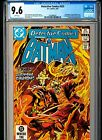 DETECTIVE COMICS 523 CGC 9.6 White pages. 1st app. Killer Croc in cameo. DC 1983