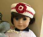 Doll Hat Beret Beanie 18 inch t Clothes Handmade fits 18