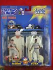 Kenner Starting Lineup CLASSIC DOUBLES Mark McGwire & Sammy Sosa 1998 HOME RUN