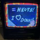 New Kids On The Block Saturday Morning Cartoons Sold As Blank Commercials 1990