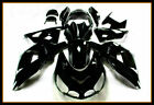 Glossy Black Injection Fairing Fit for Kawasaki 2006-2011 ZX14R ZZR1400 Kit x008