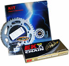 PBR / EK CHAIN & SPROCKETS KIT 428 PITCH FOR FANTIC MOTOR RAIDER LC 125 1985 >