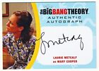 Bazinga! See the First 2013 Cryptozoic Big Bang Theory Season 5 Autographs 14