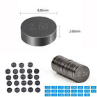 23x 8.85 mm Valve Shim Kit Motorcycle Engine Adjustable Thickness 1.72mm - 2.6mm
