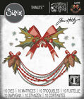 Sizzix Tim Holtz Thinlits Die Set Deck the Halls Colorize 664229 FREE SHIPPING