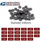 23Pcs/Set Diameter 8.85 mm Mixed Valve Clearance Shim Kit for Motorcycle Engine