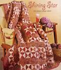 SHINING STAR Quilt Pattern Piecing Multiple Sizes from Magazine